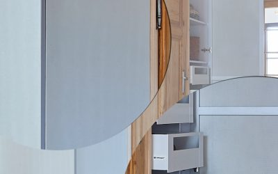 concrete door system
