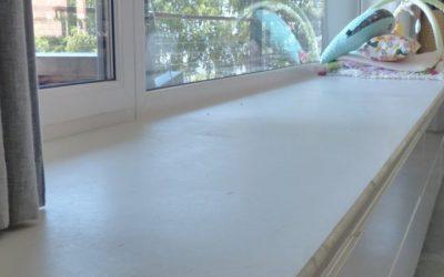 indoor & outdoor windowsills